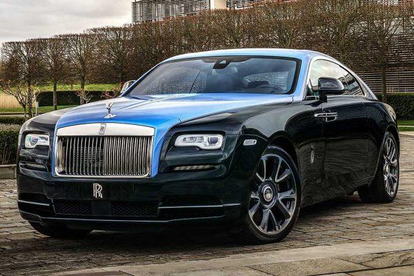 2018 Rolls Royce Wraith for rent Malaysia