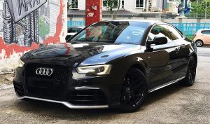 Audi Car Rental Malaysia
