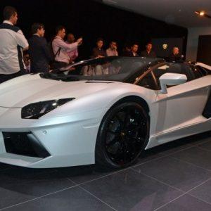 Luxury car rental in Malaysia Kuala Lumpur