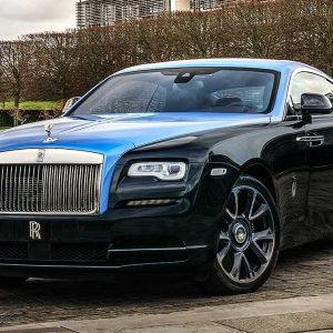 2018 Rolls Royce Wraith for rent Malaysia